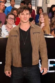 "Matt Lanter at the ""Divergent"" Los Angeles Premiere, Regency Bruin Theatre, Westwood, CA 03-18-14/ImageCollect"