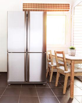 Luxury refrigerator