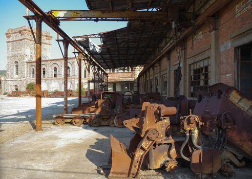 Mine Machinery