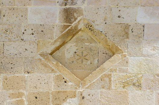 Romanesque church decoration