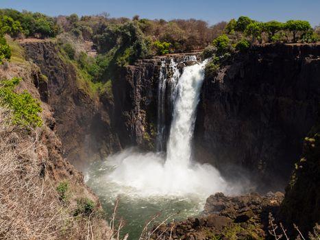 Devil's Cataract (part of Victoria Falls)