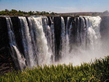 Main Cataract of Victoria Falls
