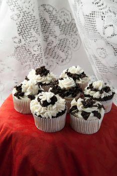 Decadent Gourmet Cupcakes