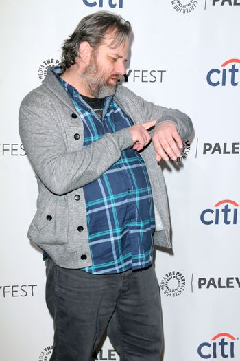 """Dan Harmon at """"Community"""" At 31st PALEYFEST, Dolby Theater, Hollywood, CA 03-26-14/ImageCollect"""