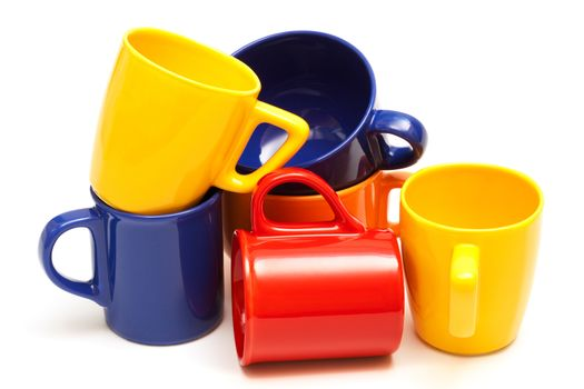 Beautiful color cups