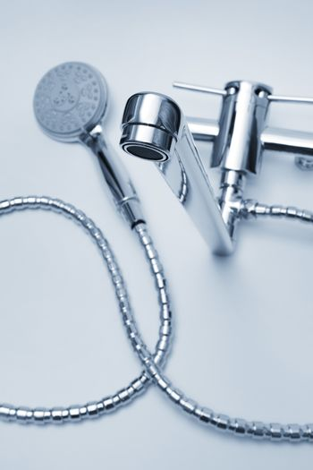 faucet and shower