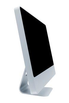 modern and thin display