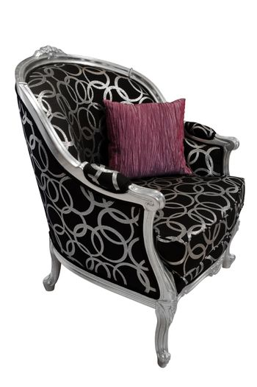 fashionable armchair