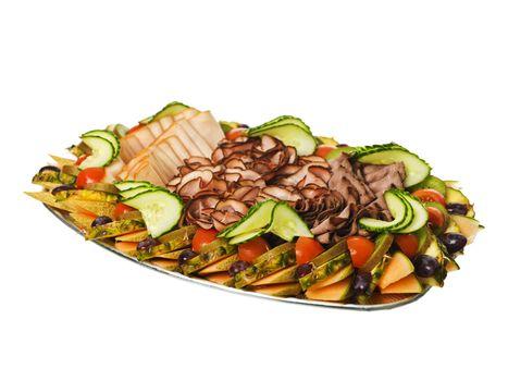 Delicacy Plate