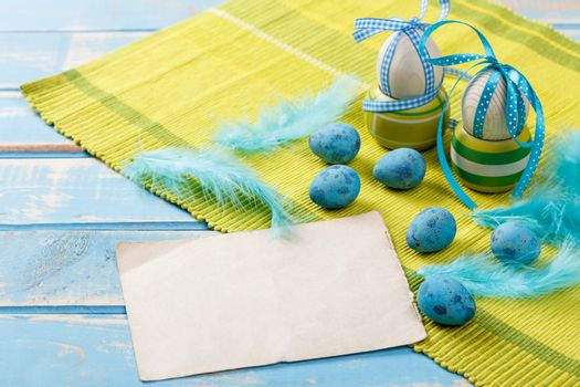Easter note paper