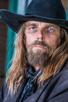 Bandit Portrait