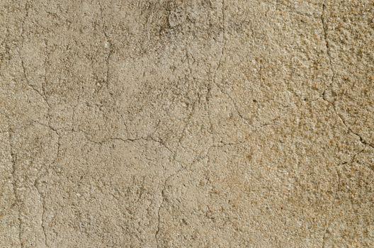 Old stucco wall