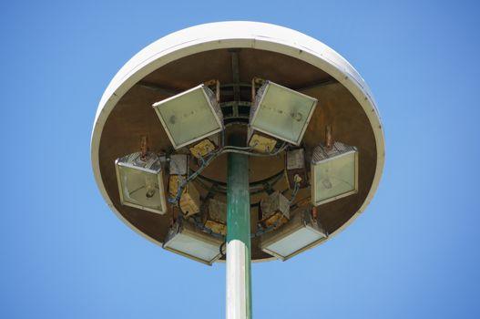 projectors tower
