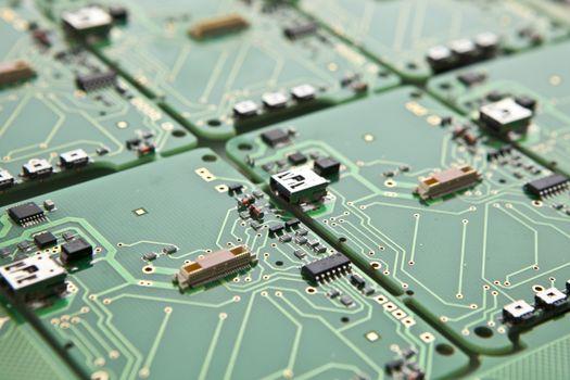 circuit plate