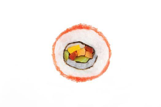 California maki sushi.