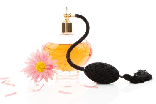 Classic perfume.