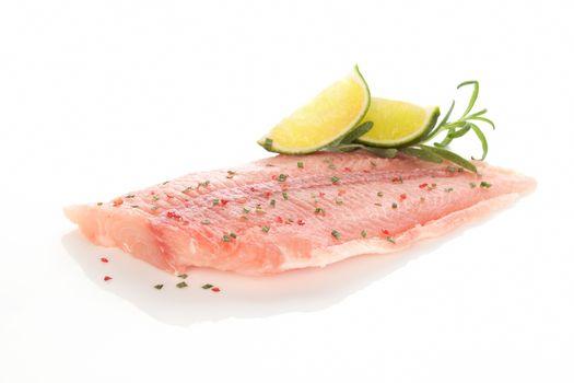 Culinary seafood.