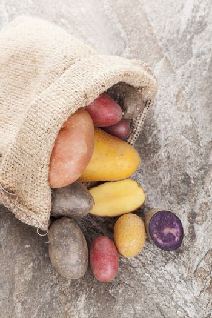 Culinary potatoes.