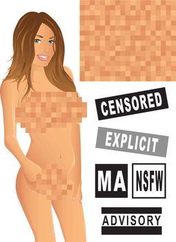 Censored Pixels