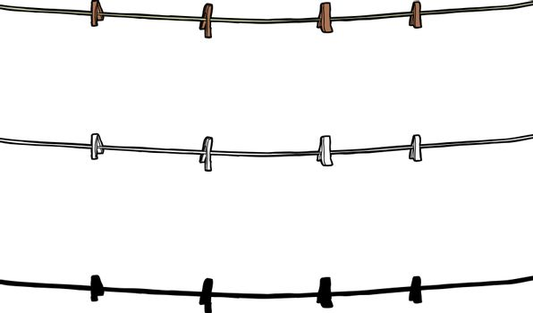Isolated Clothesline