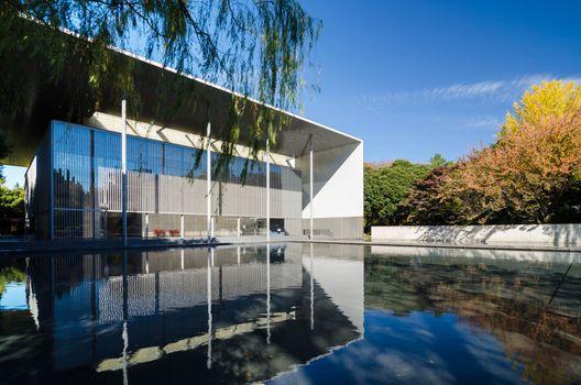 Gallery of Horyuji Treasures in Ueno District