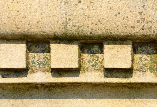match the old Stucco decorations