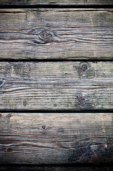 old wooden door