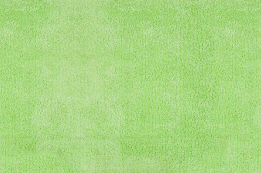 Green microfiber texture