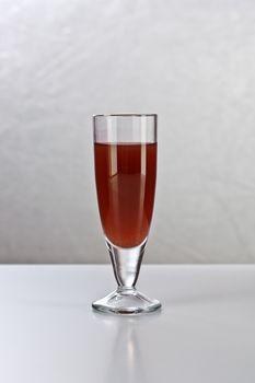 Brandy shot alcohol drink