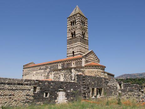 Basilica Saccargia