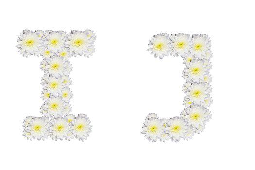alphabet IJ