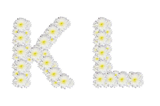 alphabet KL