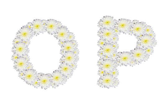 alphabet OP