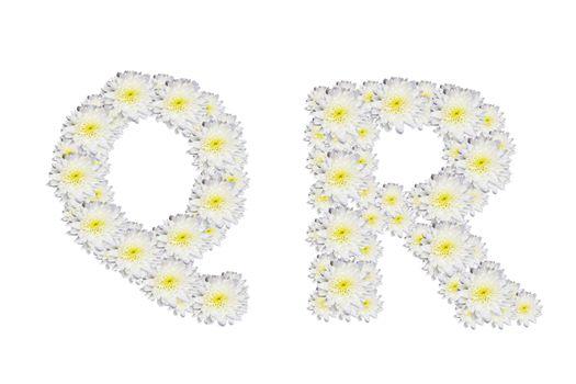 alphabet QR