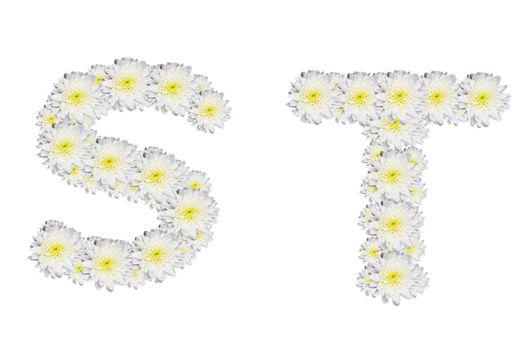 alphabet ST