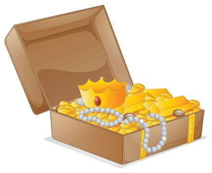 a treasure box