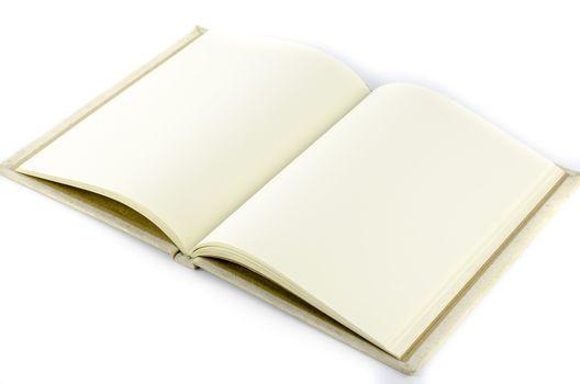 open diary