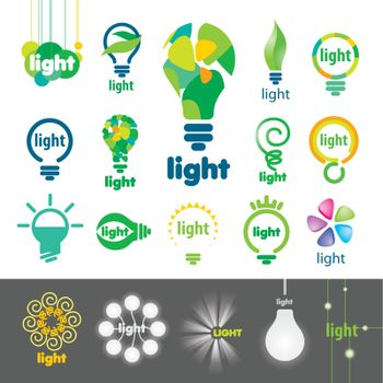 biggest collection of vector logos lamps