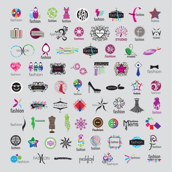 biggest collection of vector logos of fashion accessories and clothing
