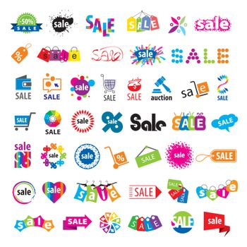 biggest collection of vector logos sale
