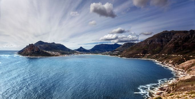 South Africa bay view