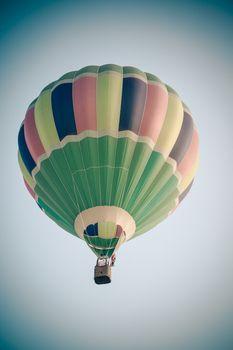 ballon retro vintage
