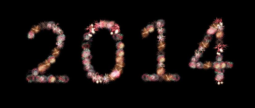 fireworks or firecracker of arrangement to be at number two thousand fourteen.