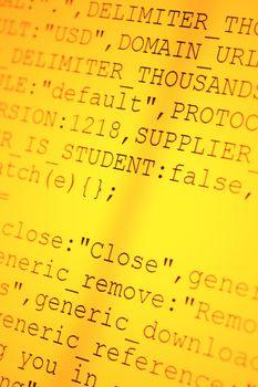 HTML codes