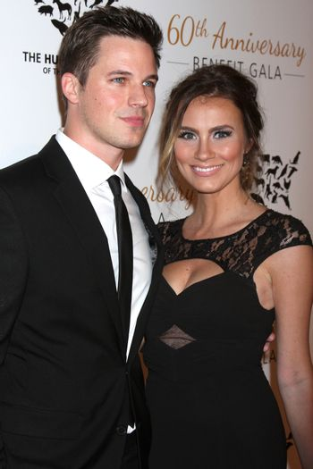 Matt Lanter at the Humane Society Of The United States 60th Anniversary Gala, Beverly Hilton Hotel, Beverly Hills, CA 03-29-14/ImageCollect