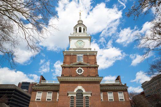 Independence Hall Philadelphia