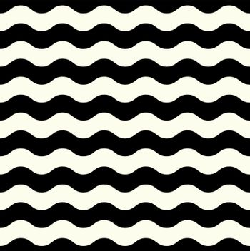 Abstract wave Pattern. Vector background