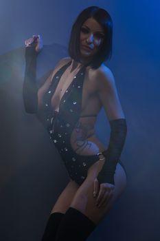 Gorgeous, sexy woman