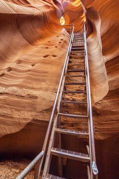 Antelope Canyon exit