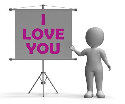 I Love You Board Meaning Romance Dating And Love